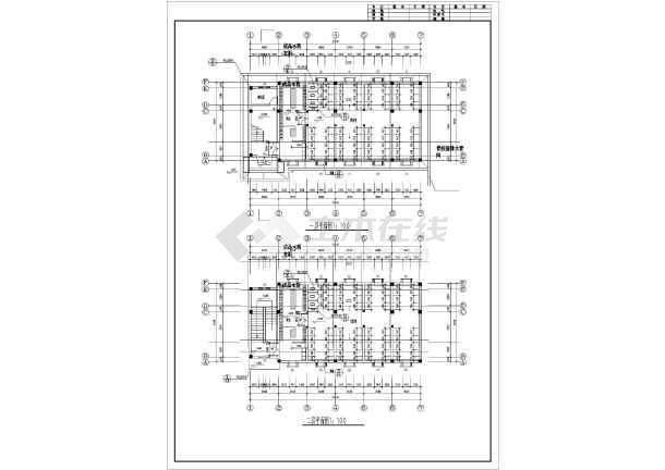 未来学校建筑设计图纸展示