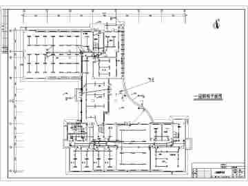 三层办公楼设计图纸