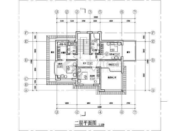 某别墅自建别墅图建筑价格施工图及v别墅方案平面简介农村及独栋图片