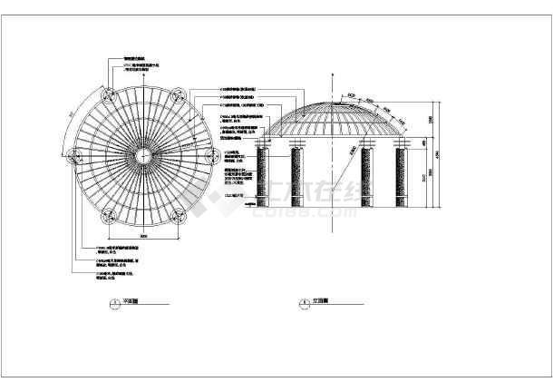 图纸 园林设计图 园林景观套图 施工图阶段套图 国都高尔夫花园第二期