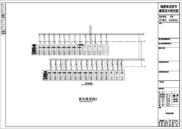 ktv装修水电土建施工图_cad图纸下载-土木在线