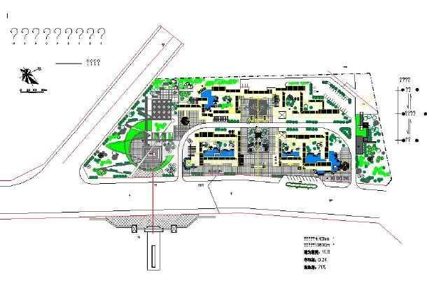 建筑图纸   规划图   城市规划   共1张立即查看 某地十一层框架结构