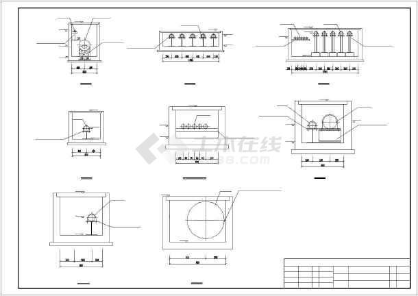 某地浓缩脱水机房设计(采用离心浓缩脱水机)-图3