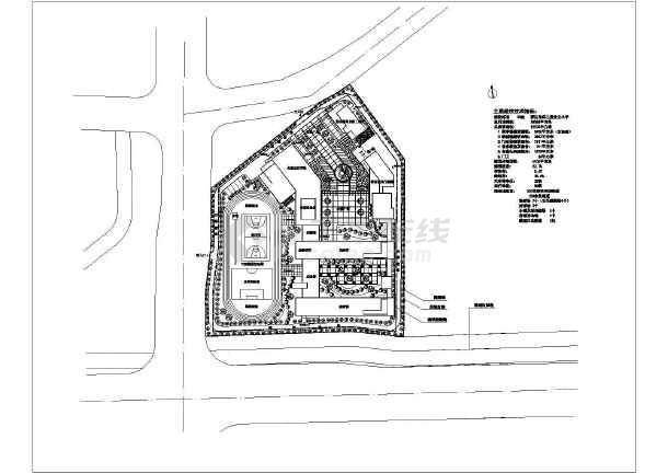 12班小学教学楼设计图