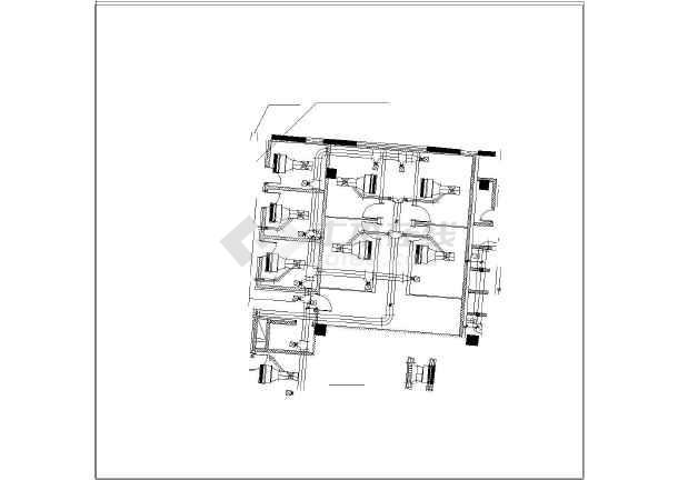 心空调平面设计图