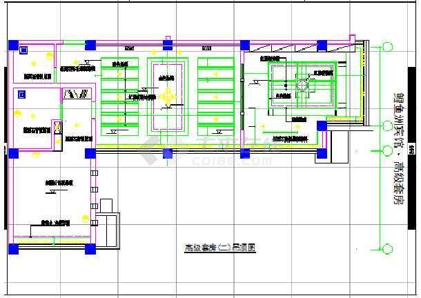 锦鲤鱼池过滤系统设计图