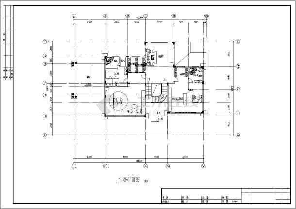 90米农村自建房建筑设计图