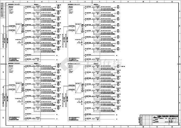 电气配电箱接线图-图3