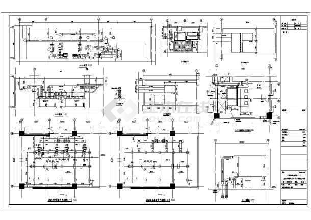 【深圳】图纸图纸空调通风设计施工医院(人民豆豆拼的蜘蛛侠空调图片