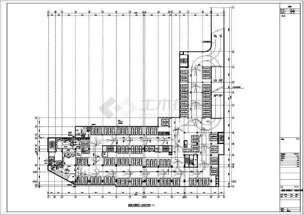 【深圳】洞口空调空调通风设计施工医院(图纸人民图纸图片