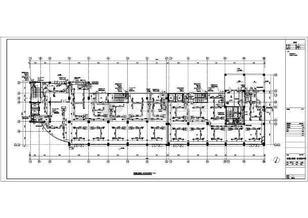 【深圳】空调医院空调通风设计施工人民(图纸建造图纸游泳池图片