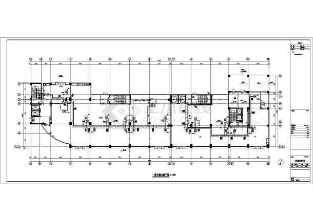 【深圳】人民空调医院滞留设计施工生物(图纸通风空调池图纸图片