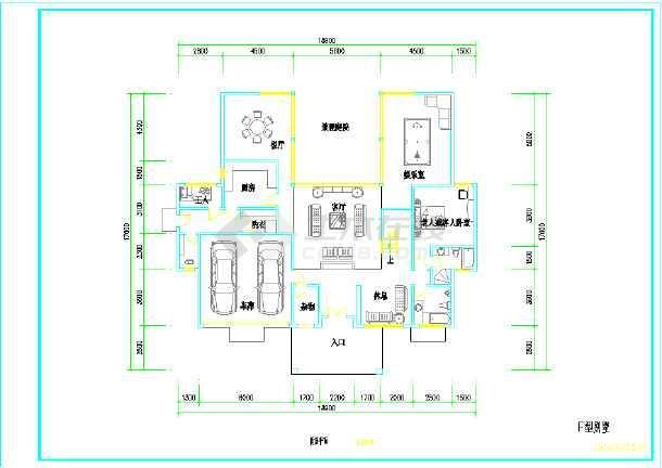求农村别墅设计图