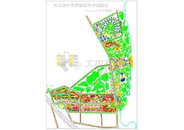 所属分类: 园林设计图   景观规划设计   风景区规划设计   共1张