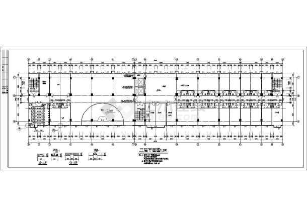 某六层砖混结构酒店建筑设计施工图