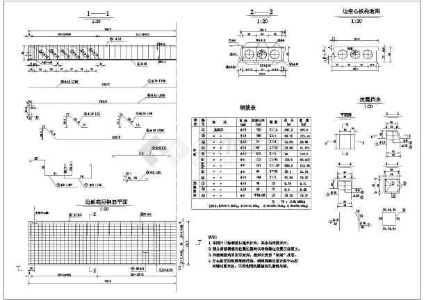 中方桥梁桥梁_图纸图纸图片钢筋分享_第4页钢筋方车图纸图片