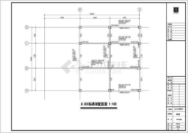 该图纸为某锅炉房,工程包含建筑设计和结构设计.三星手机海报六合无绝对片