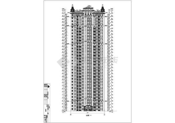 塔式高层住宅
