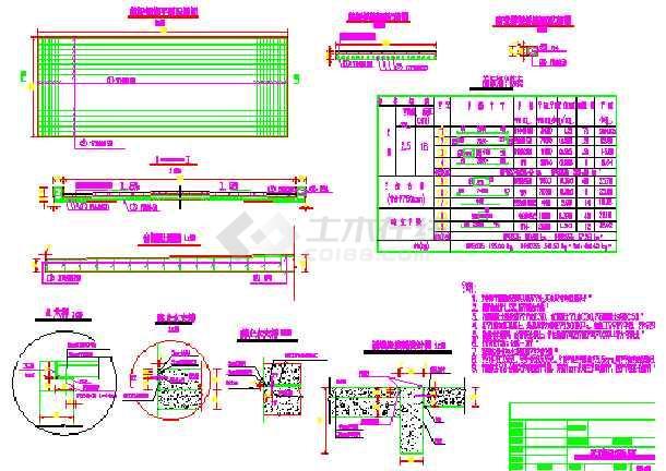 2.5m净跨径盖板涵设计图(2013年)