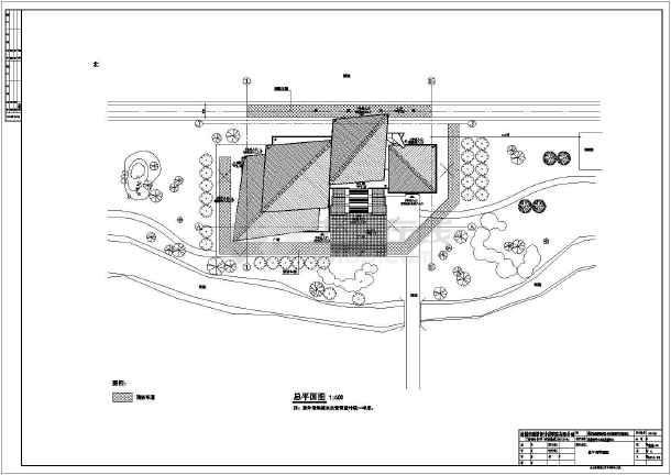 【江苏】丹顶鹤造型异形建筑建筑设计图纸图片1