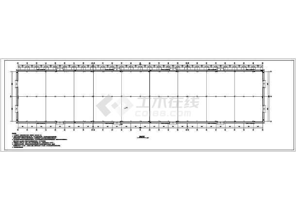 某地纸箱生产车间厂房电气设计图(共六张)