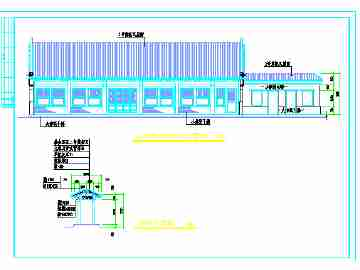 平房四合院设计图