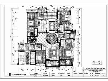 私家别墅平面设计图