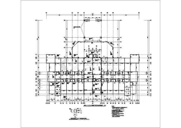 某地五层度假酒店建筑方案设计图纸图片3