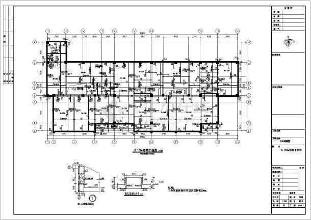 30米农村自建房建筑结构图