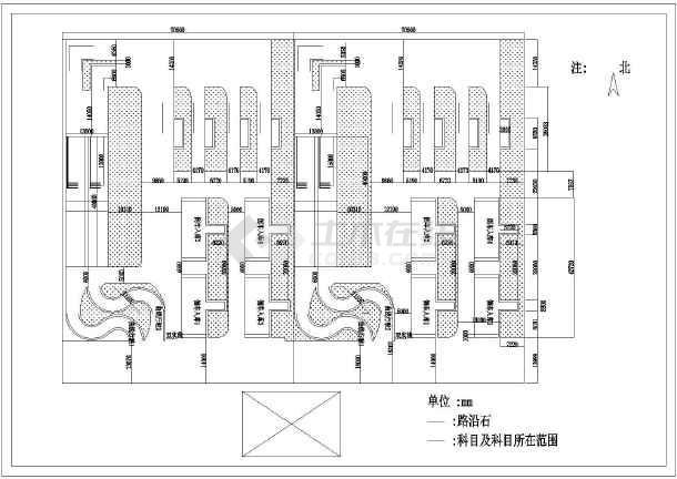 【江西】赣州南康驾校科目二场地规划图