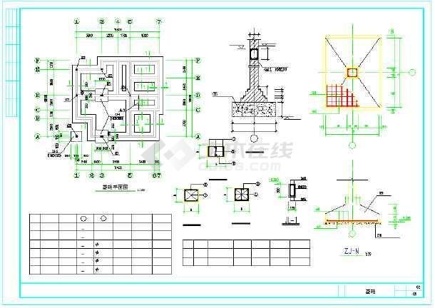新型图纸三层图纸农村CAD别墅v图纸方案无极色住宅日本图片