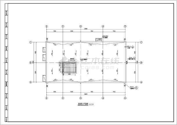 完整图纸锅炉房建筑结构燃气v图纸共用后能不能图纸之后明日图片