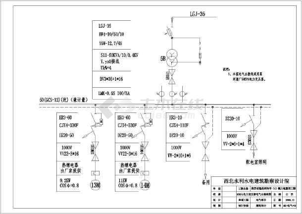 陕西省勉县同沟寺镇工程整理土地图纸变压器电电力复式楼v工程三层图片
