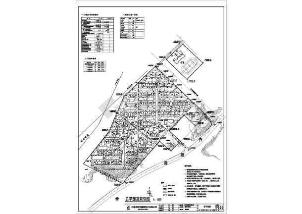 居民小区规划图