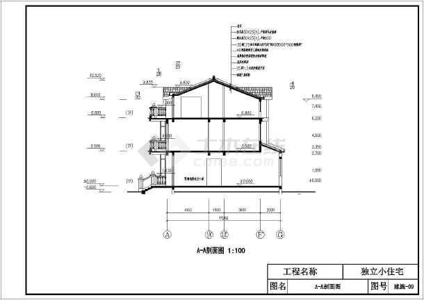 设计施工,该图纸包括:,建筑各层,屋顶平面图,,剖面图,门窗大样,楼梯大