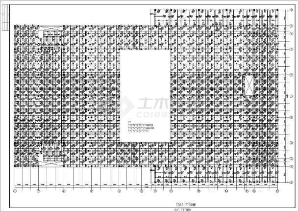 坡道结构设计某地下车库供配电照明设计框架结构设计图框架结构设计
