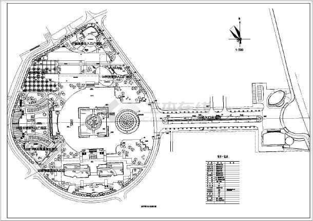 总平面定位图,总平面竖向设计,广场铺装总平面图,教学楼西向入口平面图片