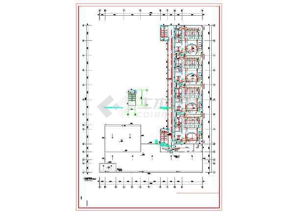 某区幼儿园电气设计图纸-图2
