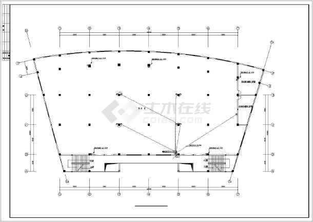 设计 食堂/某单位自建5层食堂电气设计施工图/图5