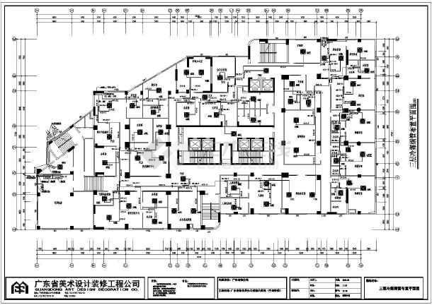四层办公楼多联机空调系统设计施工图