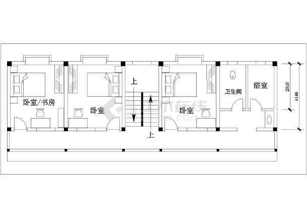 南方地区实用型农村小洋房设计图纸(3层)