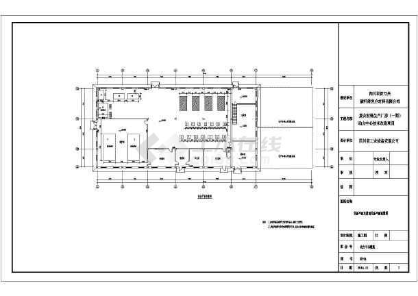 采暖工程(采暖工程图)  厂房车间采暖施工图(车间采暖施工图)  钢结构
