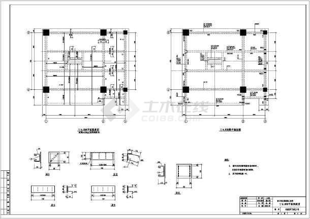 某地大型高炉重力v高炉图纸结构施工图呼吸阀cad框架图片