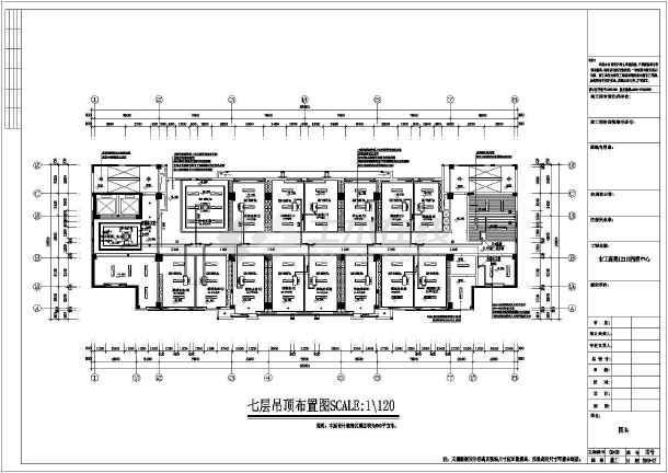 某市工商局十五层办公楼多联机服饰设计图空调效果图v服饰图片欣赏图片