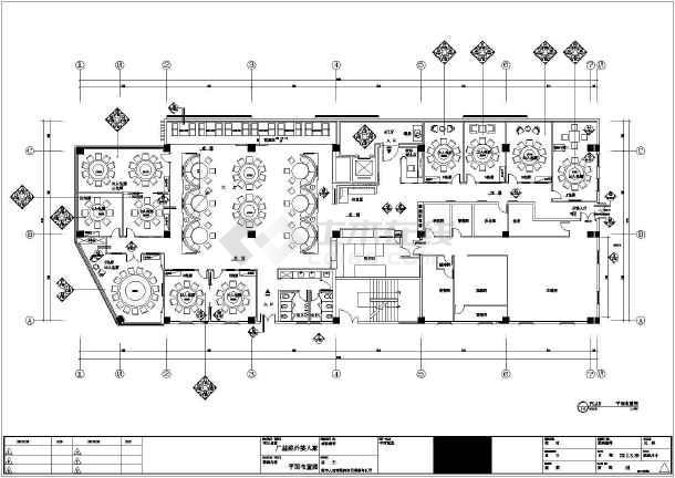 无锡外婆人家餐饮店室内装修设计图
