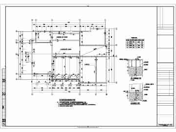 两间两层房屋设计图图片