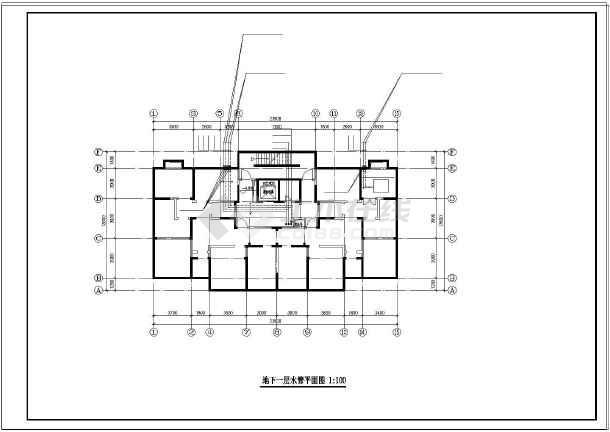 【浙江】某地图纸电气v图纸通风高层代表_cad全套中图纸meb住宅什么图片