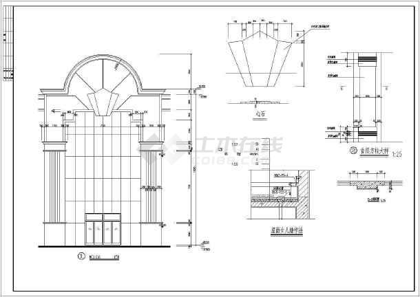 三层框架结构设计 三层框架结构设计图 三层混泥土框架结构农村房屋