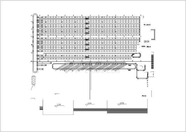 物流仓库平面图的方案设计 自己定义仓库性质