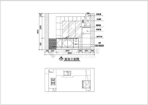 最新小区室内设计装修设计节点大样图